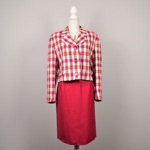 Doncaster Silk Vintage Tweed Two-Piece Suit